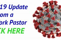New York Pastor gives His Last Update