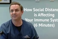 How Social Distancing is Affecting Your Immune System