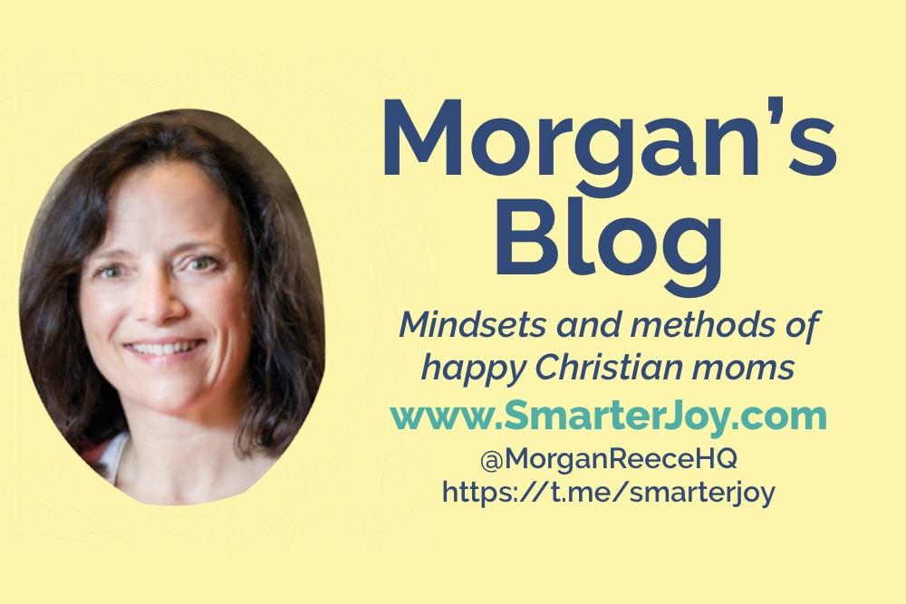 Morgan Reece Mom Life